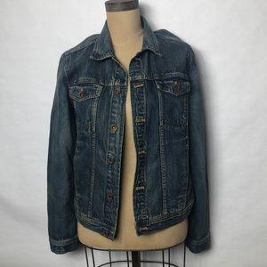 Madewell jean jacket